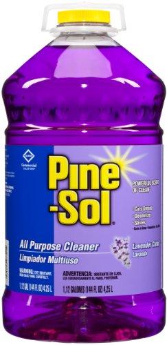 pine-sol-97301-commercial-solutions-liquid-cleaner-144-fl-oz-bottle-lavender