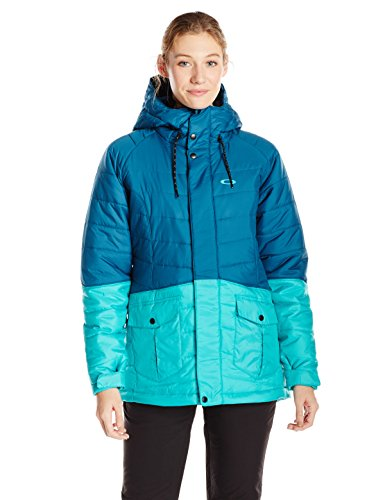 Oakley Women's Whiskey Quilted Jacket куртка женская oakley lines jacket purple shade