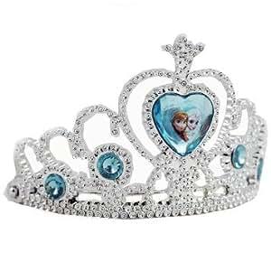 Funcart Frozen Crown Silver Tiara