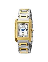 Daniel Steiger Men's 6095-M Regal Swiss Quartz Two-Tone Watch