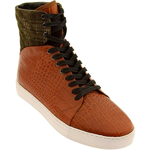 Android Homme Men's Propulsion High 2.5 (brown / green)-12.0