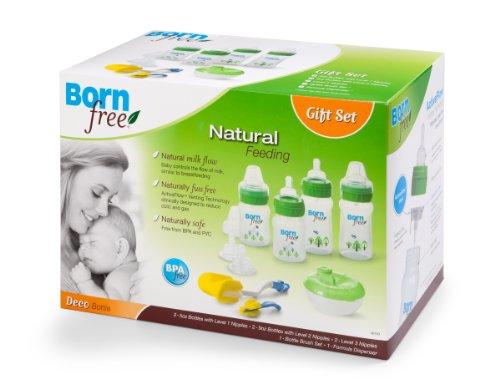 Buy Born Free Deco Bottle Gift Set