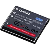 CASIO デジタルカメラ EXILIM用リチウムイオン充電池 NP-120