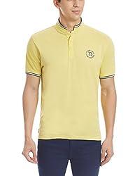Pepe Jeans Men's Cotton Polo (8903872895250_PM540724-3_X-Large_Sum-Yelo)
