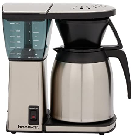 Birthday Gifts for Girlfriends - Bonavita BV1800 8-Cup Coffee Maker