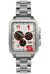 D&G Dolce & Gabbana Men's DW0185 Geronimo Collection Watch