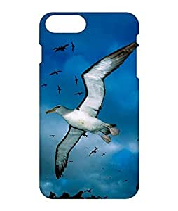 Crackndeal Back Cover for Apple iPhone 7 Plus