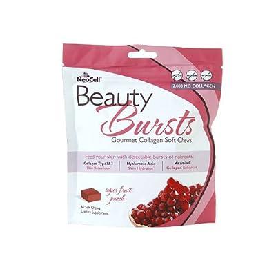 NeoCell Laboratories Beauty Burst - Fruit Punch - 60 chews