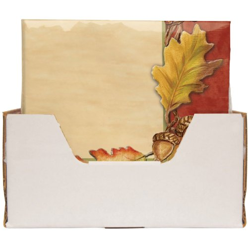 Fall Foliage Luncheon Napkins