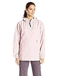 The ''Newport Collection'' Pack-N-Go Pullover Jacket from Charles River Apparel (182) Soft Pink  	Adult Medium
