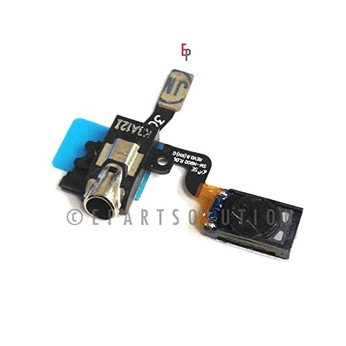 Epartsolution-Samsung Galaxy Note 3 N900 N9005 N900A N900V Ear Speaker Earpiece Head Phone Audio Jack Flex Repair Part Usa Seller front-551860