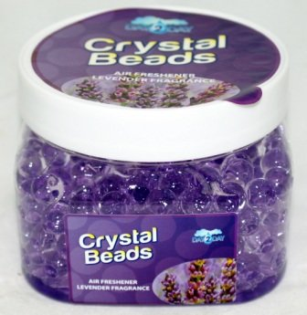 Lavender Crystal Beads Air Freshener - 8oz