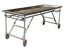 Hot Sale Folding Embalming Table