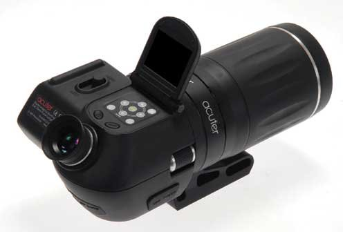 Acuter Digital-70 3.1MP Spotting Scope