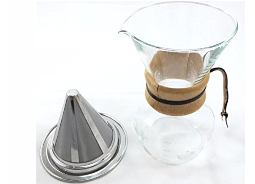 Cheap Best Personal Pour Over Slow Drip Coffee Maker Non Electric - CLEVER COFFEE DRIPPER - Cone Cof...
