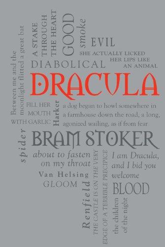 Bram Stoker - Dracula (Word Cloud Classics)