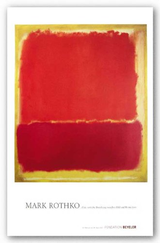 No. 12 by Mark Rothko 27.25