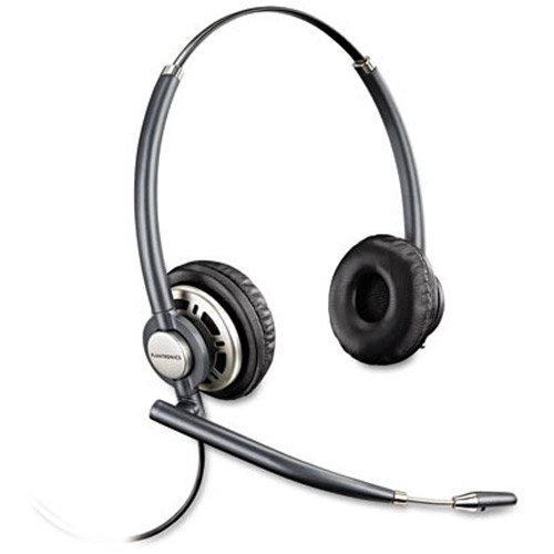 Encore® Pro Binaural Over-The-Head Headset W/Noise Canceling Microphone (Plnhw301N) Category: Headsets And Accessories