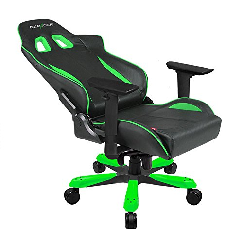 Gamers Gear Direct DXRacer King Series DOH KB57 Racing