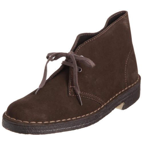 Clarks Originals, Stivaletti donna, Marrone (Braun (BROWN SUEDE)), 41