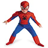 Disguise Spiderman Toddler Size: 2T (Red/Blue)