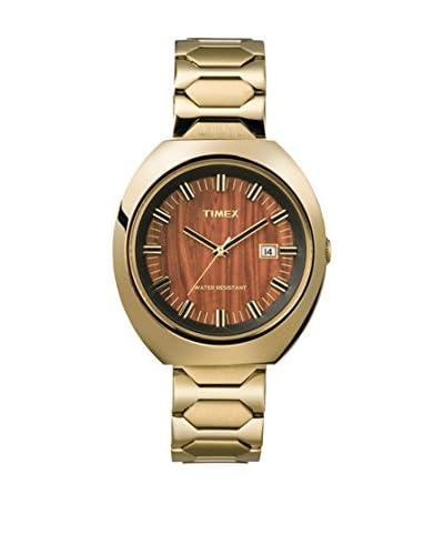 Timex Orologio al Quarzo Originals Dorato 40  mm