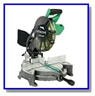 Hitachi C10FCE2 10-Inch Compound Miter Saw