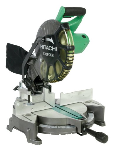 Best Review Of Hitachi C10FCE2 10-Inch Compound Miter Saw