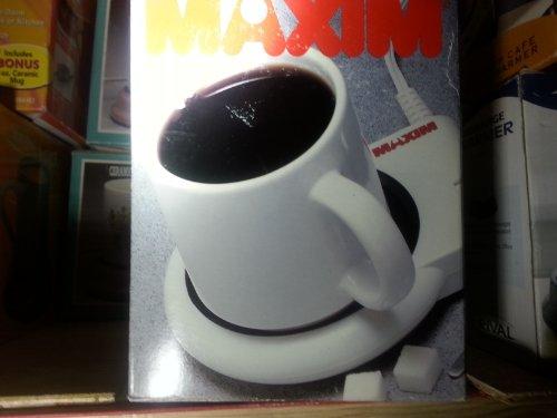 Maxim Hot Spot Mug With Warmer