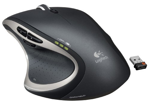Logitech Wireless Performance Mouse MX for PC