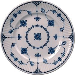 "Johnson Brothers Blue Denmark Plate 10"" (Set of 6)"