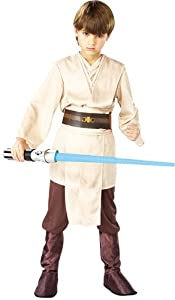 Star Wars tm Jedi Knight tm Child Costume Size Large Age 8-10 years