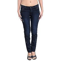 Blinkin Slim Fit Women's Jeans