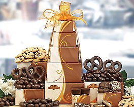 Rocky Mountain Chocolate Tower
