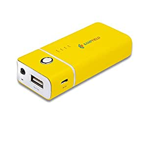 4400mAH Portable Power Bank with Mini USB Charger Portable for Smart Phones with a Free pouch
