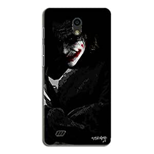 Premium Quality Mousetrap Printed Designer Full Protection Back Cover for Infocus Bingo 20-319