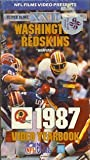 Washington Redskins 1987 Yearbook [VHS]