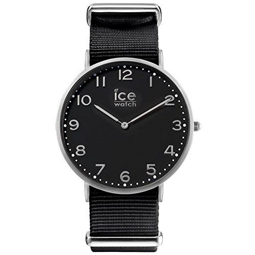 Ice-Watch unisex-Orologio da polso al quarzo in pelle CHL.A.BAR,36.N,15