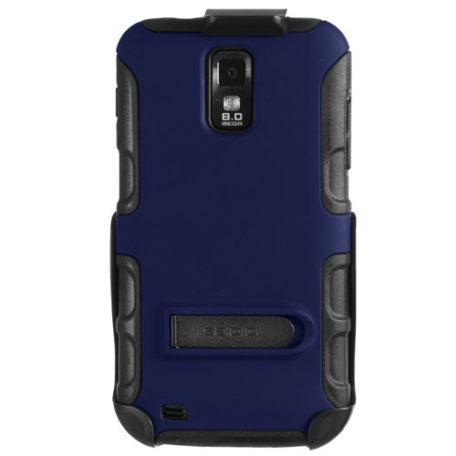 Seidio BD2-HK3SSG2TK-BL DILEX Case with Kickstand and Holster Combo for use with T-Mobile Samsung Galaxy S II – Sapphire Blue coupon
