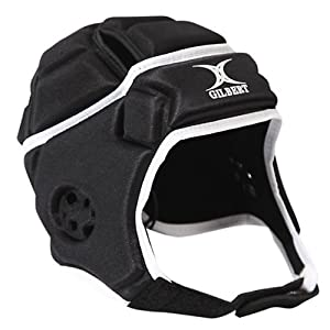 Click here to buy Gilbert Attack Rugby Headgear by Gilbert.