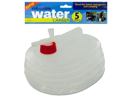 Collapsible Water Carrier front-824715