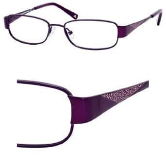 Jlo montatura occhiali da vista 257 0jnk prugna 51mm for Amazon occhiali da vista