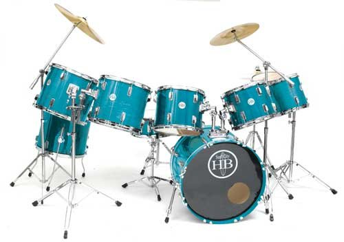 Buying Drum Set : buy cheap hb drums elite usa 9pc drum set super sale choice of lacquer colors lacquer finish ~ Vivirlamusica.com Haus und Dekorationen