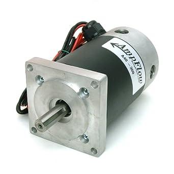 Ampflow a40 300 brushed electric motor 12v 24v or 36 vdc for 4000 rpm dc motor