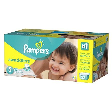 Pampers Giant Pack front-733753