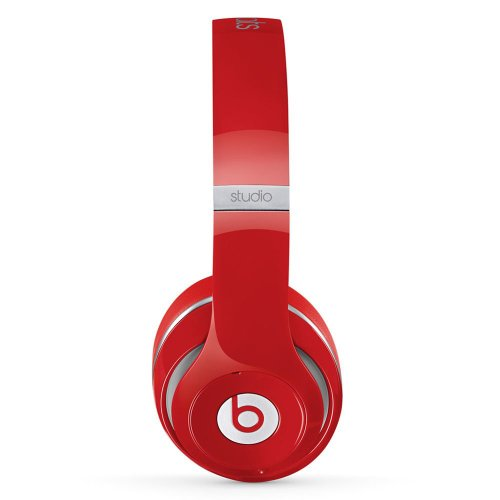 Beats Studio Over-Ear Headphones (Red) - NEW