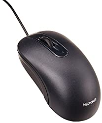 Microsoft Optical Mouse 200 for Business - Black