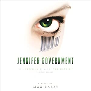 Jennifer Government Audiobook