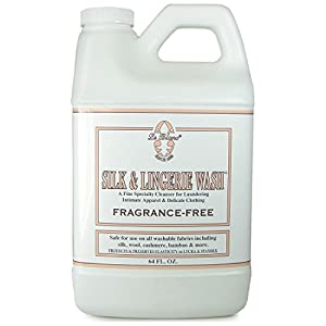 Unscented 64 OZ LeBlanc Silk and Lingerie Wash-especially formulated