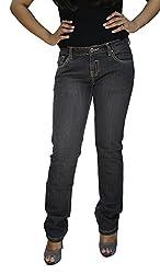 BK Black Women's Jeans (LBSCW1101573_Blue_34)